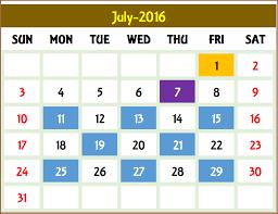 Personalised Calendar Maker | Photobookcanada